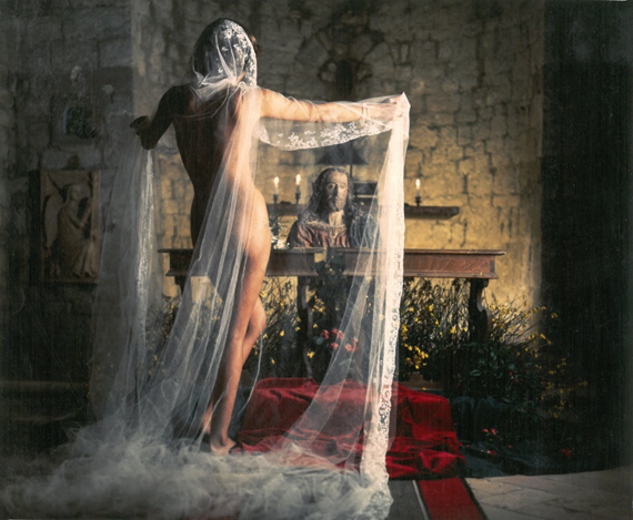 VERITA MONSELLES, IL VELO (LE VOILE/THE VEIL), 1975, COURTESY OF COLLEZIONE ANNA LISA BARONI FRITELLI, FLORENCE