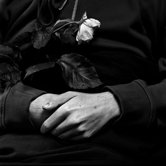Walter Schels Dead hands, 2005© Walter Schels