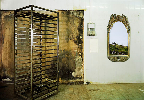 """Leta Peer: from the series """"Mirrors"""""""