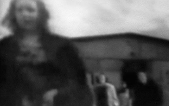 """Karen Stuke: aus """"Theresienstadt. Ein Dokumentarfilm aus dem jüdischen Siedlungsgebiet, 1944"""", 2013"""
