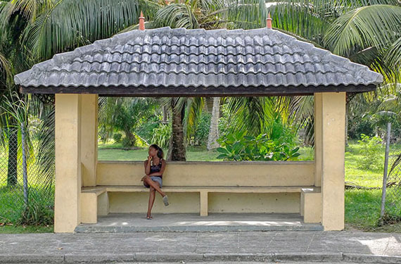 "Dieter Leistner: aus ""WAITING"", Seychellen, 2012"