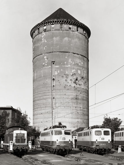 Boris Becker: Bunker, Bremen, Hauptbahnhof, 1986 © Boris Becker, VG Bild-Kunst, 2019