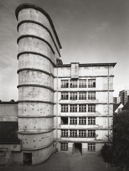 Boris Becker: Bunker, Leverkusen, Karlstraße, 1987© Boris Becker, VG Bild-Kunst, Bonn, 2019