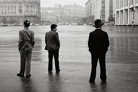 Platz der Revolution, Moskau, Mai 1989© Frank Gaudlitz