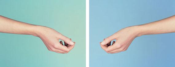 Oskar Schmidt: Hand No 2, 2017© Oskar Schmidt Courtesy Galerie Tobias Naehring, Leipzig