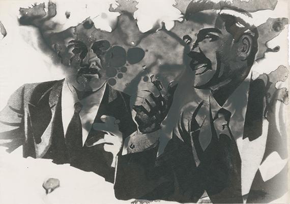 Sigmar Polke, Sans titre, 1970-1980, Collection de Georg Polke © The Estate of Sigmar Polke, Cologne/ADAGP, 2019