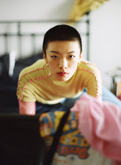 Luo Yang, Sai, 2019, Shanghai. Courtesy of the artist. China Pulse 2019