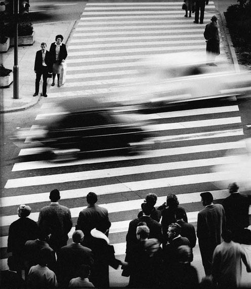 Stuttgart 1965, © Hannes Kilian