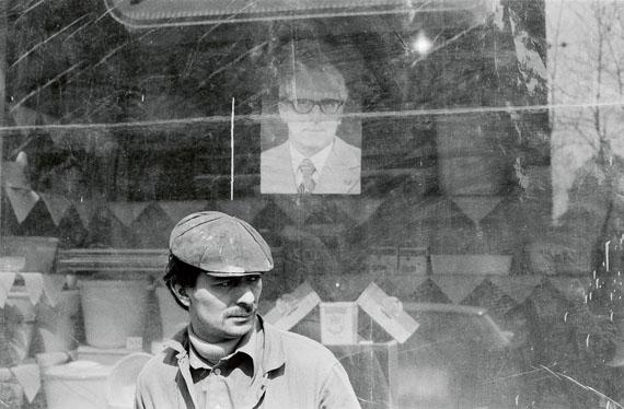© Nelly Rau-Häring, Oranienburger Straße, 1986.