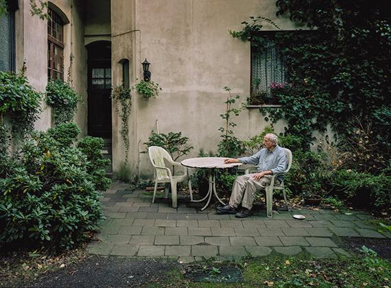 Laurenz Berges, Herr Scholz, 2017© Laurenz Berges / VG Bild-Kunst, Bonn
