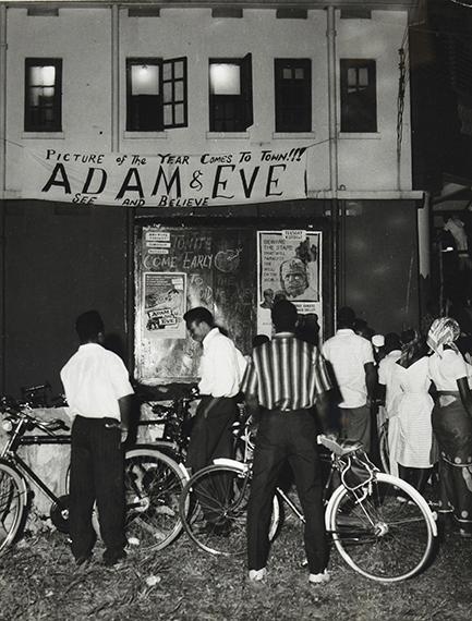 368.Paul AlmasyAfrica, c. 1950-1960. 481 vintage gelatin silver prints.