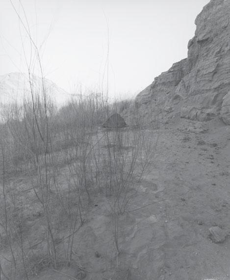 Michael Höpfner: Aufzeichnungen von Sanwei nach SubeiSilbergelatineprint, 60,5 × 50,3 cm, 2020
