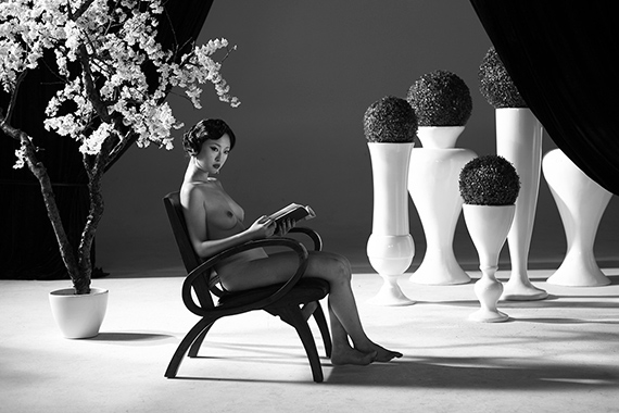 Yang Fudong, New Women III, 2013 © Yang Fudong, courtesy Sammlung Wemhöner