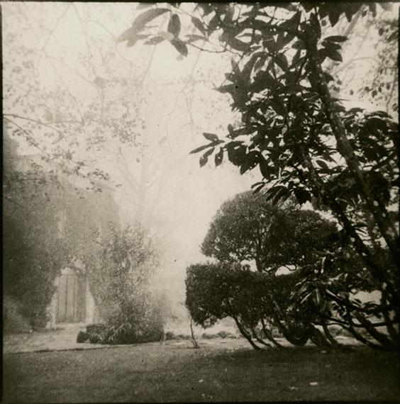 """House in the mist"", LE JARDIN DE NORIKO, 2017 © Isa Marcelli"