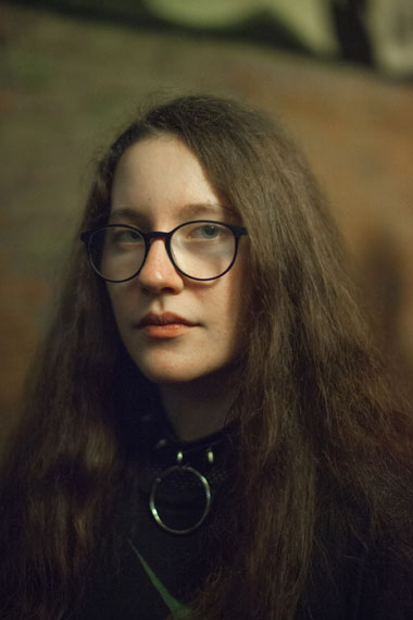"Unz Rebecca: Magdalena, from the series ""Sensibelchen"", 2018"