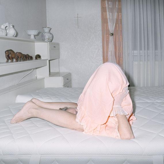 """Nina Röder: aus der Serie """"Wenn du gehen musst willst du doch auch bleiben"""" © Nina Röder, Courtesy Galerie Burster Berlin – Karlsruhe"""