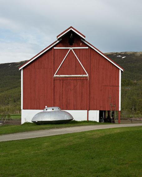 "Ivar Kvaal: ""Untitled"", 2012, aus der Serie ""Hessdalen"" © Ivar Kvaal"