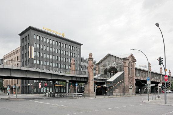 B1  ‒  eine Straße durch Berlin