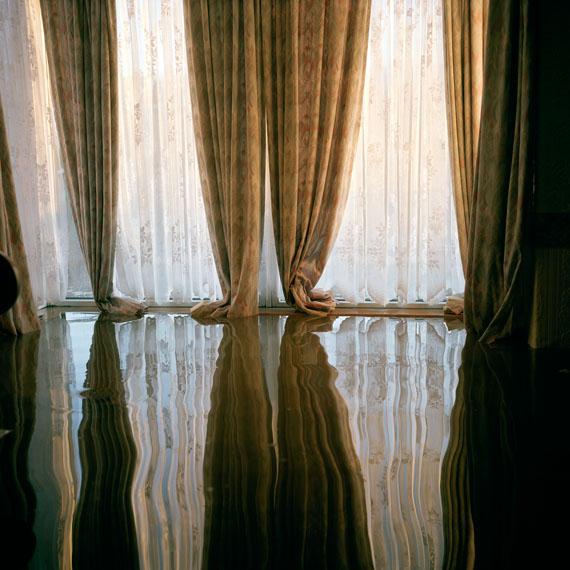 Gideon Mendel: The Home of John Jackson, UK, 2007
