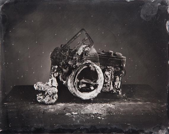 Gideon Mendel: Camera 1, 2019