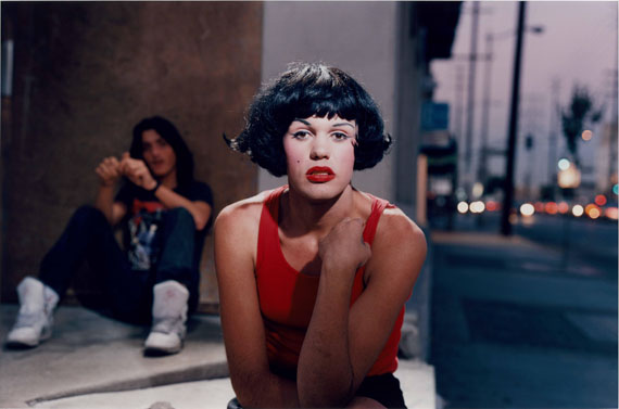 Philip-Lorca diCorcia: Marilyn, 28 Years Old, Las Vegas, Nevada, 30$, 1990–1992© Philip-Lorca diCorcia / Courtesy of Sprüth Magers and 303 Gallery