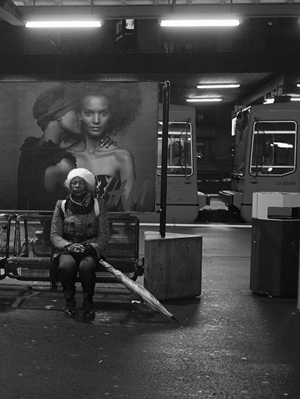 H&M, Bern From the series Afropean © Johny Pitts courtesy of the artist