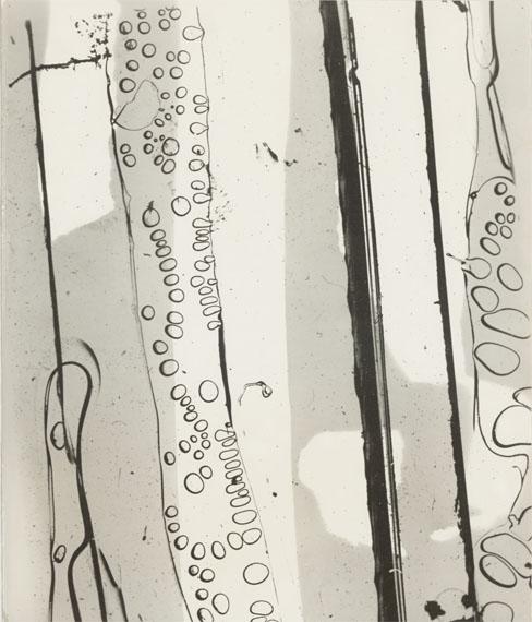 """© Kurt Wendlandt, """"Glassplitter"""", Lichtgrafik, 1964"""
