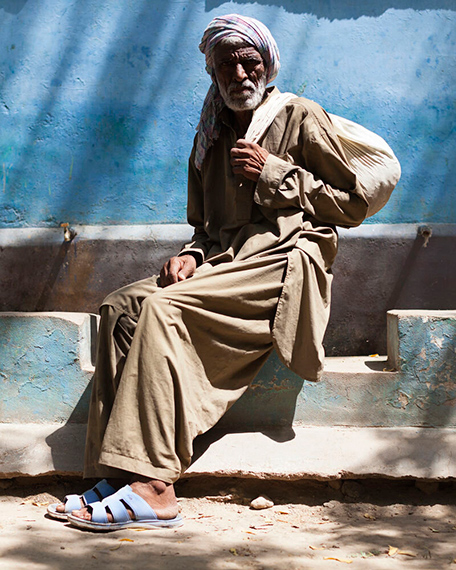 © Mahtab Hussain