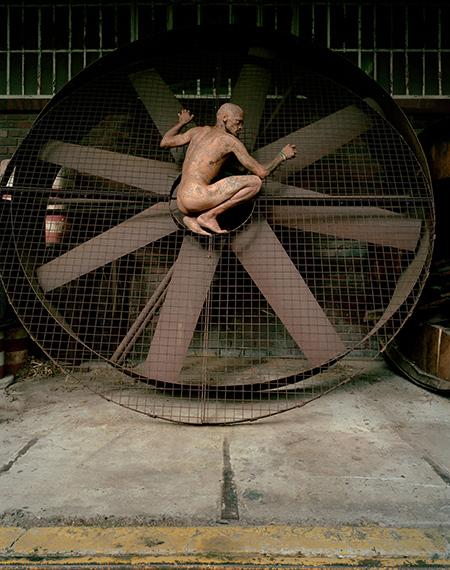 Gordon Clark, Rebirth, 2013