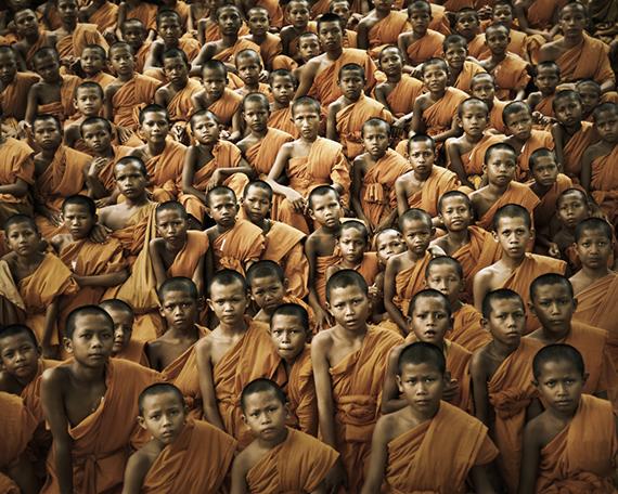 Buddhist Monks | Ganden Monastery | Tibet, 2011 © Jimmy Nelson B.V.Rabari | India, 2012 © Jimmy Nelson B.V.