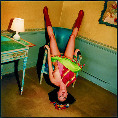 © 2007 by Bettina Rheims - courtesy Schirmer/Mosel