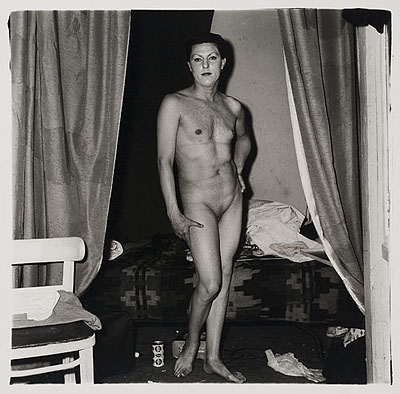 ARBUS, DIANE (1923-1971)/SELKIRK, NEIL