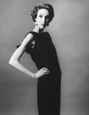 Roland Pleterski Carol Kinross, Model. New York 1956 © WestLicht