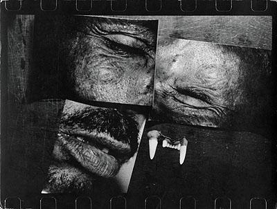 Pain Mask, Sentão, 1976 ©Miguel Rio Branco/Magnum Photos
