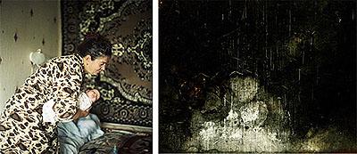 Pieta2 C- Prints, 100 x 100 cm, 100 x 130 cm, framed, 5+2 APCourtesey Galerie KUNSTAGENTEN, Berlin