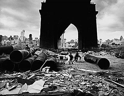 Manhattan Gate - 1983