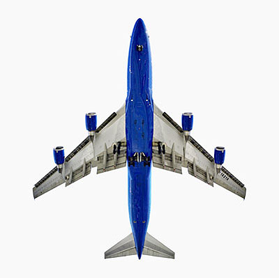 China  Airlines Boeing 747-400Ultrachrome Pigmented Inkjet127 x 127 cm (50 x 50 in)Edition of 3