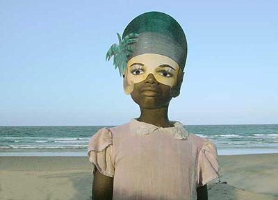 ELISA, 2006, C-Print auf Aludibond
