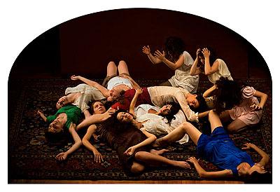 Nazif Topçuoglu 'Lamentations' 2007, photography