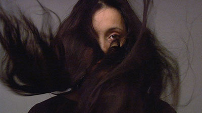 Hannu KarjalainenWoman with Dark Hair, (Videostill) 2007HD Video on DVD