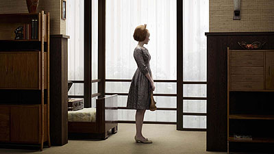 Erwin Olaf, Victoria the Scene, from the series 'Grief' 2007. Lambda print.