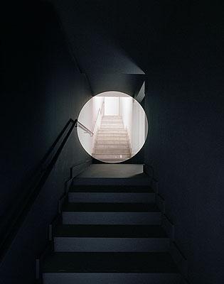 Madrid, 2006Lambda print 125 x 160 cm© Georges Rousse. Galerie RX, Paris.