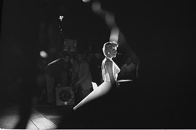 "George S. Zimbel, Marilyn Monroe, ""Serious Marilyn"", New York, 1954/1997George S. Zimbel. All Rights reserved."