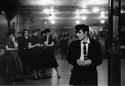 Irish Dancehall, Bronx, New York, 1954/1994George S. Zimbel. All Rights reserved.