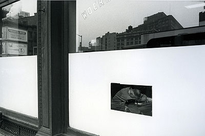 New York City, 1964 © Lee Friedlander courtesy Fraenkel Gallery, San Francisco