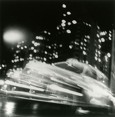 Taxi, New York 1947 © Ted Croner courtesy Howard Greenberg Gallery, New York