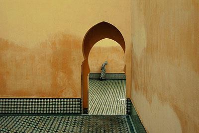 Bruno Barbey, Meknes, Marokko, 1985