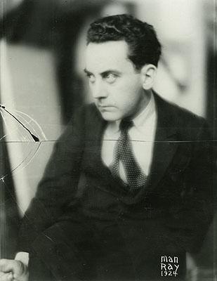 Selbstporträt, 1924 © The Man Ray Trust