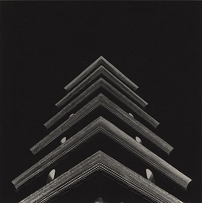 Lynn DavisGreat Wild Goose Pagoda, 2001China N° 1AGelatin silver enlargement print, toned with gold101,6 x 101,6 cm© Lynn DavisCourtesy Galerie Karsten Greve, St. Moritz