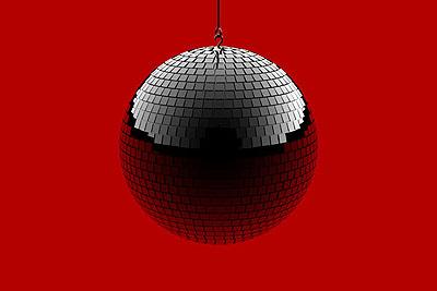 discoball, 2008Video loop